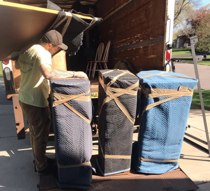 commercial moving services in Blaine, MN, Minneapolis, MN